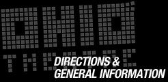 Directions and General Information